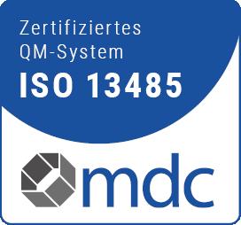 mdc_Plakette_ISO13485_d